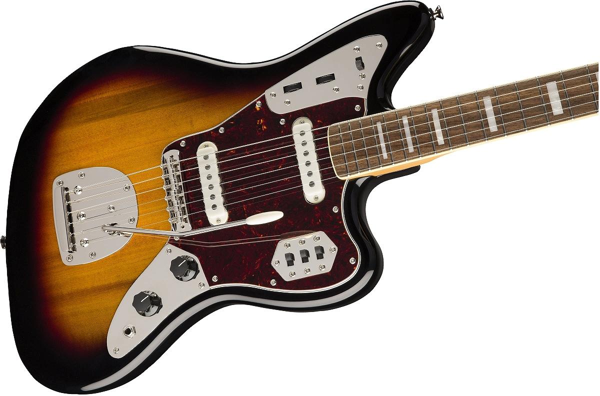 【超お買い得!】 Squier/ Classic Vibe Fingerboard 70s Jaguar Laurel 70s Fingerboard Jaguar 3-Color Sunburst スクワイヤー《純正弦プレゼント!/+2306313125903》, 門前町:ce3ec848 --- beautyflurry.com