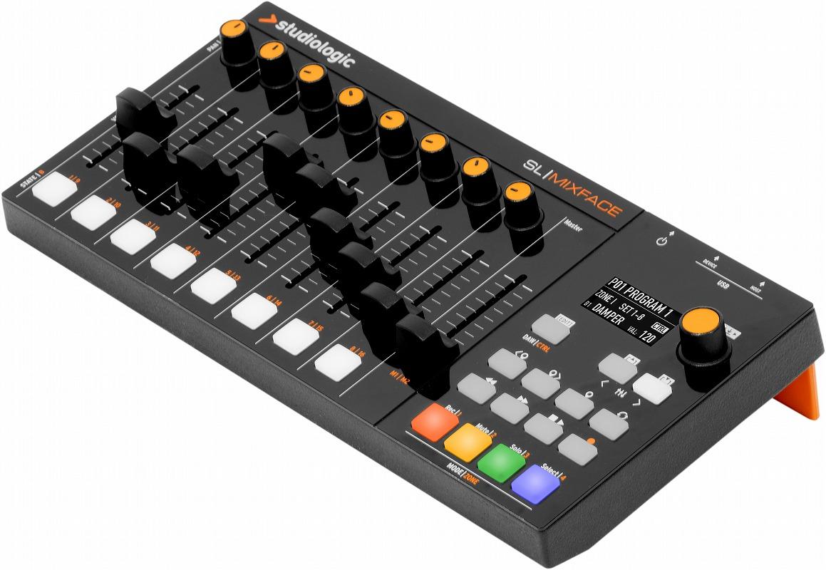 Studiologic スタジオロジック / SL Mixface MIDIコントロール・サーフェイス【お取り寄せ商品】