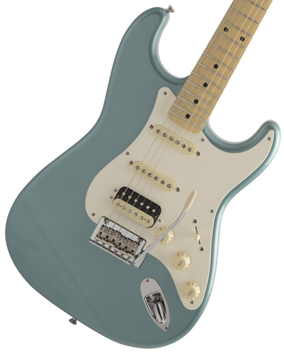 Fender / Made in Japan Hybrid 50s Stratocaster HSS Ocean Turquoise Metallic