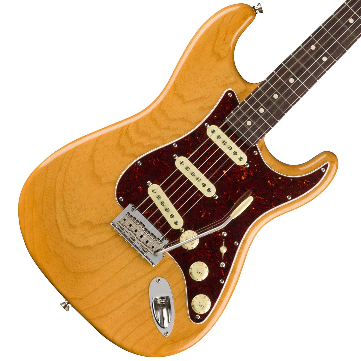 Fender USA / Limited Edition Lightweight Ash American Professional Stratocaster Aged Natural Rosewood フェンダー