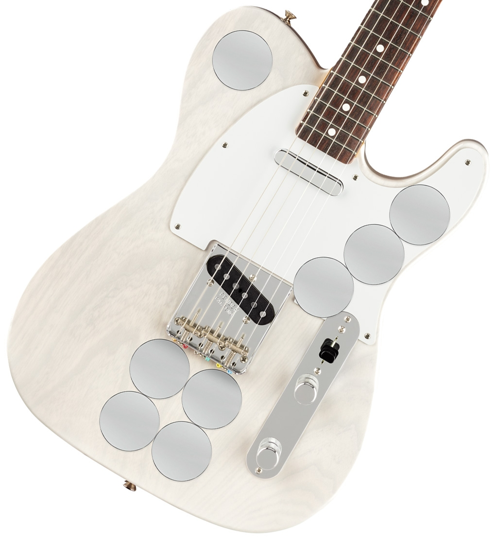 FENDER / Jimmy Page Mirror Telecaster Rosewood Fingerboard White Blonde ジミー・ペイジシグネチャーモデル