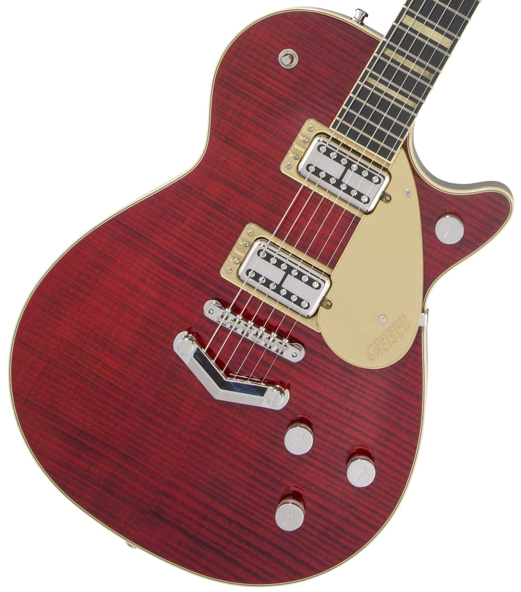 Gretsch / G6228FM Players Edition Jet BT with V-Stoptail Crimson Stain グレッチ【お取り寄せ商品】