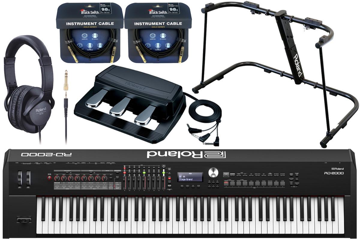 Roland ローランド / RD-2000【数量限定 スーパーコンプリートセット!】ステージピアノ【YRK】
