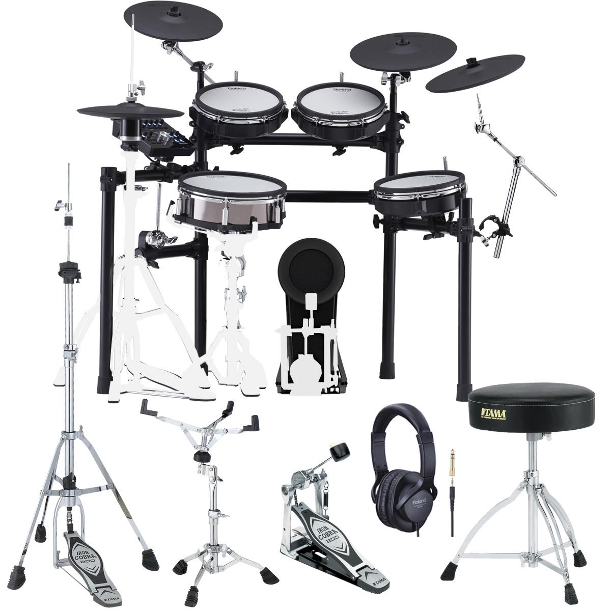 Roland Drum System TD-25KVX KD-10セット TAMAハードウェアパック 限定品【YRK】