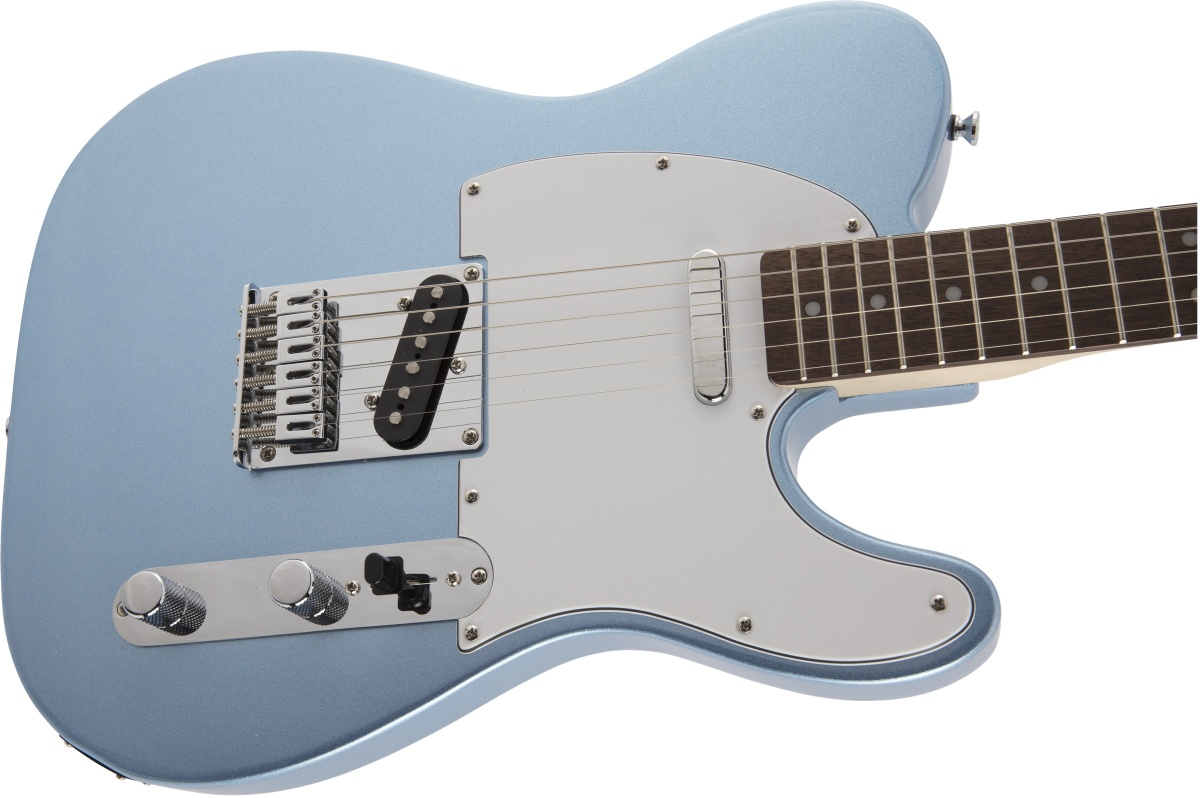 Squier by Fender / Affinity Telecaster Laurel Fingerboard Lake Placid Blue【限定カラー】