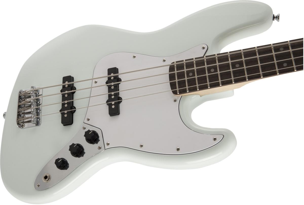 【増税前タイムセール:30日12時まで】Squier by Fender / Affinity Jazz Bass Laurel Fingerboard Sonic Blue【限定カラー】