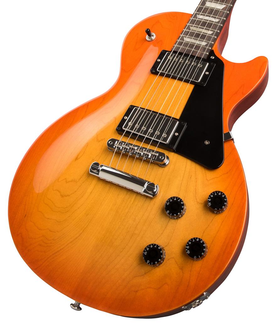 【タイムセール:28日12時まで】Gibson USA / Les Paul Studio Tangerine Burst 《特典つき!/80-set21419》
