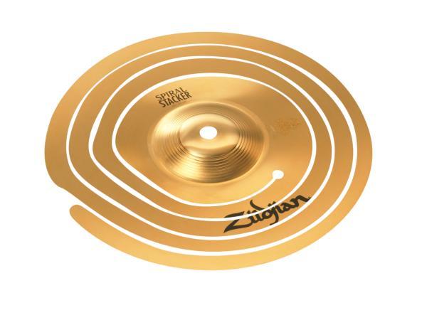 ZILDJIAN FX Spiral Stacker 10インチ スパイラル スタッカー シンバル ジルジャン【WEBSHOP】【YRK】