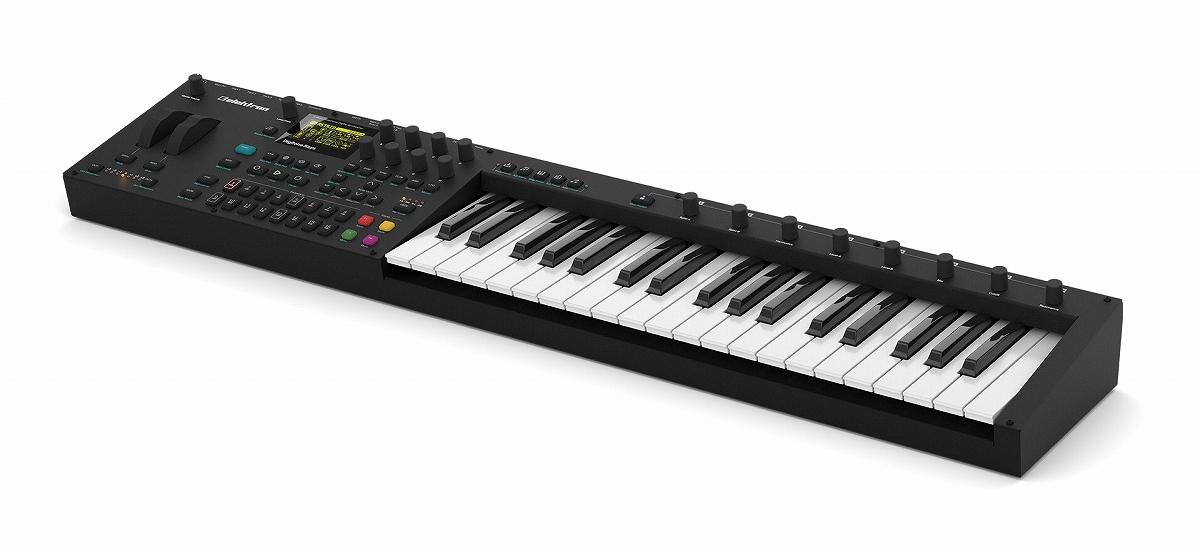 Elektron エレクトロン / Digitone Keys (DTK-1) 8ボイス・ポリフォニック・デジタル・シンセサイザー【お取り寄せ商品】