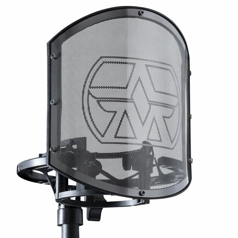 ASTON MICROPHONES / Aston SwiftShield ショックマウント+ポップガード【お取り寄せ商品】【YRK】
