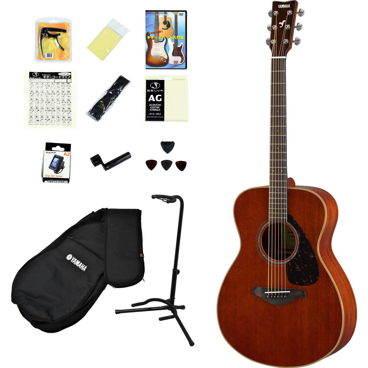 YAMAHA/ YAMAHA FS850 NT(ナチュラル)【アコースティックギター14点入門セット 入門!】 FS-850/ 入門 初心者【YRK】, ヒットライン:b805ad1a --- data.gd.no