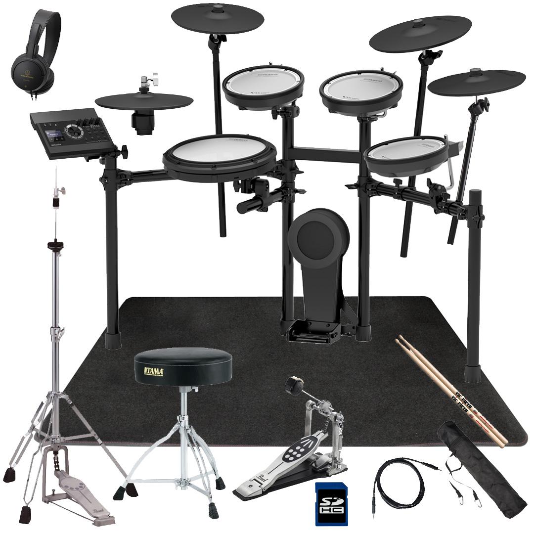 【今なら在庫あります】Roland 電子ドラム TD-17KVX-S スタンダードセット マット付き 電子ドラム【YRK】, スキャンパン公式ショップ:ed4ff7d5 --- officewill.xsrv.jp