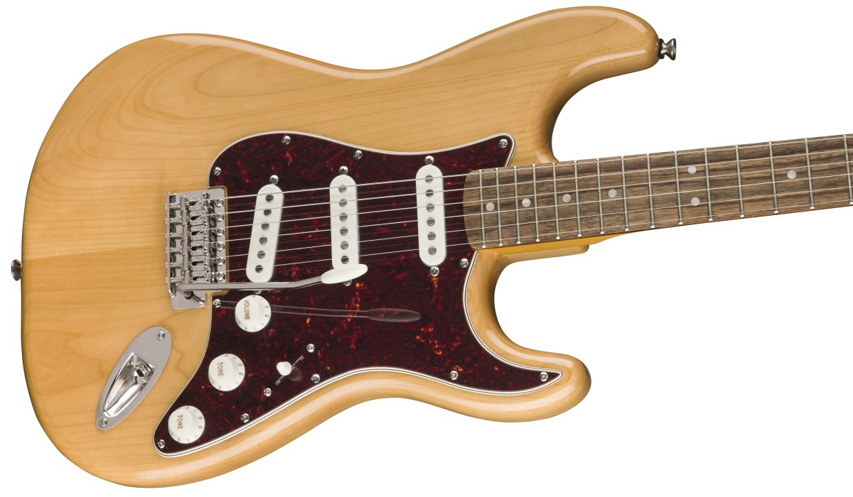 Squier / Classic Vibe 70s Stratocaster Laurel Fingerboard Natural スクワイヤー