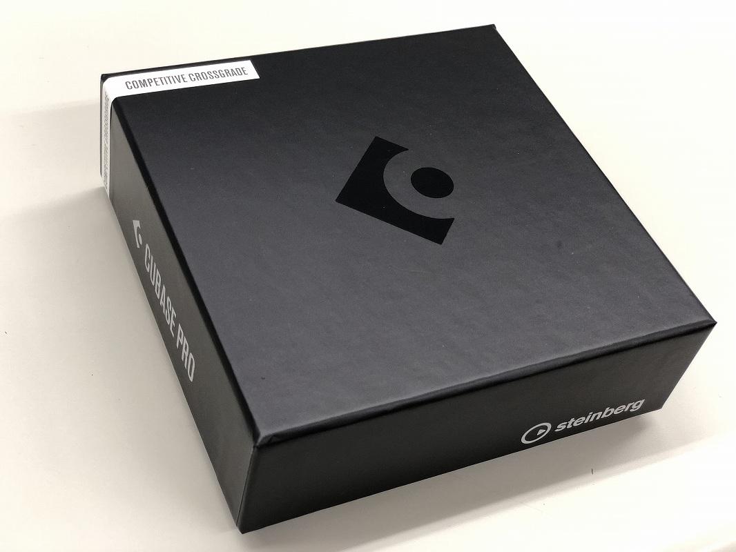 Steinberg スタインバーグ / Cubase Pro クロスグレード版 DAWソフトウェア (CUBASE PRO/R)【パッケージ破損特価】