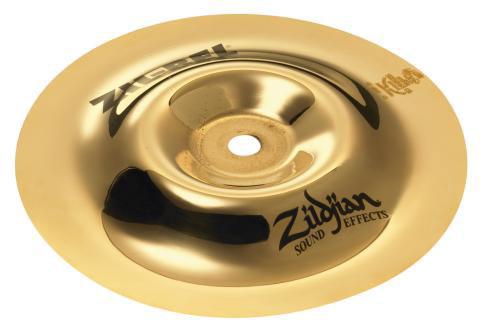 Zildjian ZIL-BEL 7.5インチ Volcano Cup ジルジャン fx ジルベル NAZL7.5ZB【WEBSHOP】【YRK】