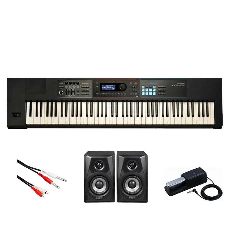 Roland ローランド / JUNO-DS88【超限定スピーカーセット!】88鍵盤シンセサイザー (JUNO-DS)【YRK】