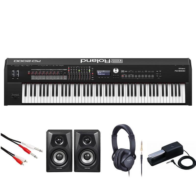 Roland ローランド / RD-2000【超限定スピーカーセット!】Stage Piano ステージ・ピアノ【YRK】