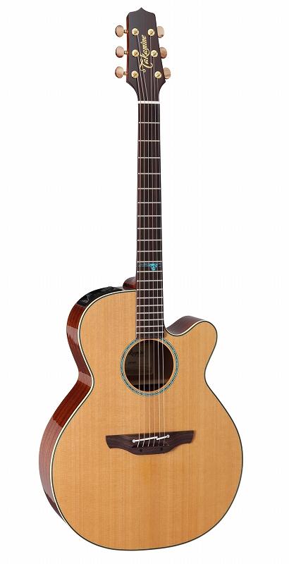 <title>ターコイズカラーが目を引く1本 日本全国 送料無料 Takamine ESF40C タカミネ エレアコ アコースティックギター World Standard Series お取り寄せ商品</title>