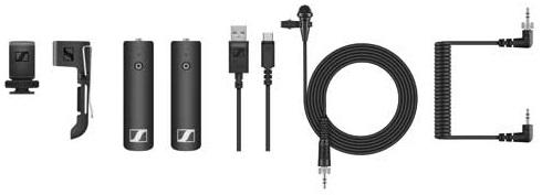 SENNHEISER ゼンハイザー / XS Wireless Digital (XSW-D) PORTABLE LAVALIER SET【お取り寄せ商品】