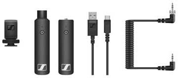 SENNHEISER ゼンハイザー / XS Wireless Digital (XSW-D) PORTABLE INTERVIEW SET【お取り寄せ商品】