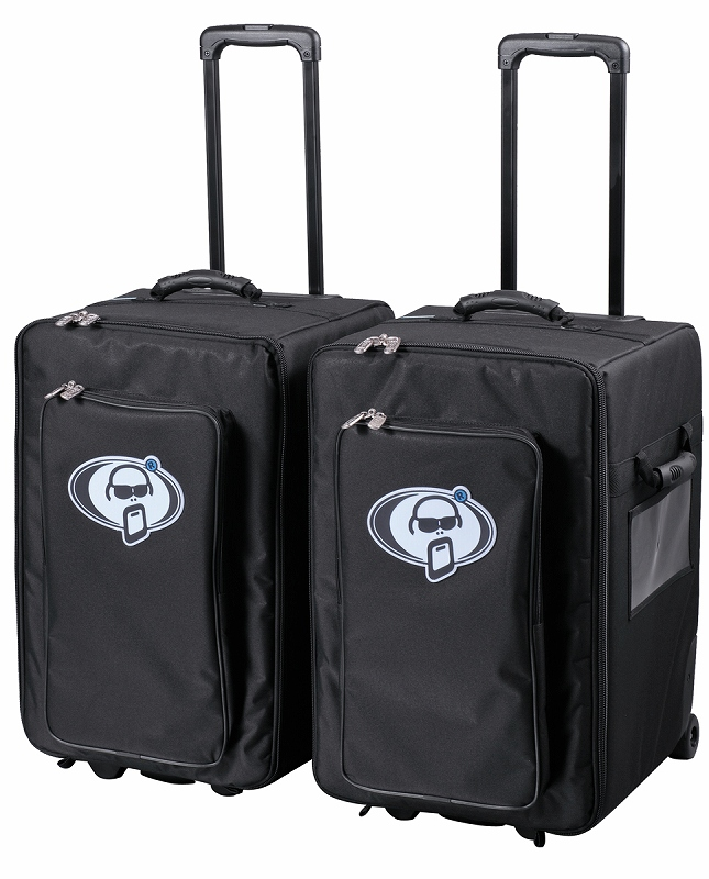 Protection Racket プロテクションラケット / STAGEPAS 600 ケース【ペア】(LPTRPACASE2)【お取り寄せ商品】【YRK】