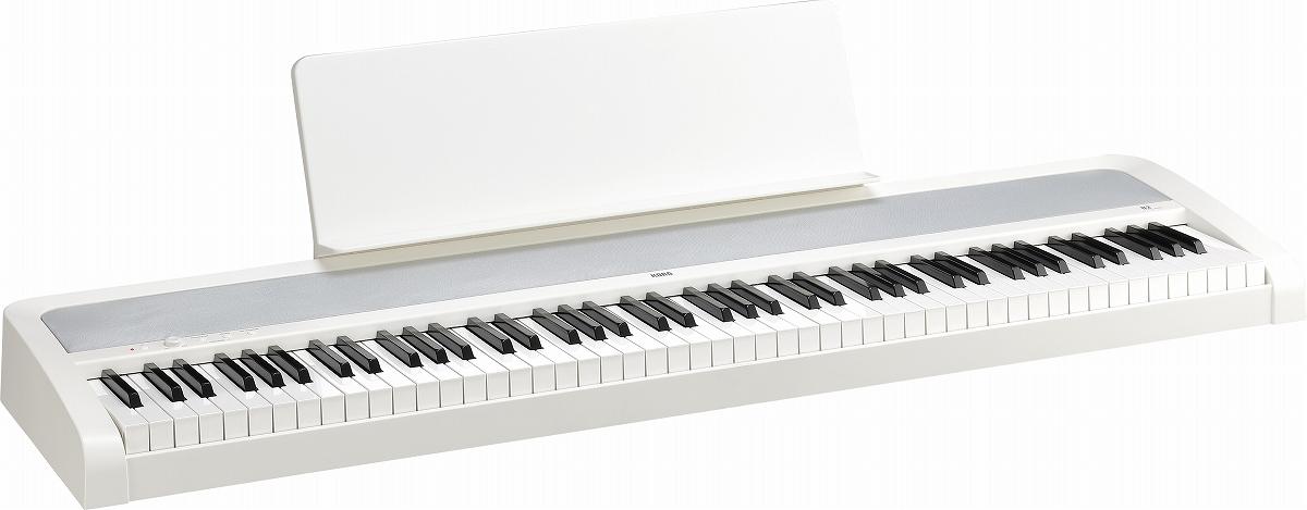 KORG コルグ / B2-WH (ホワイト) デジタル・ピアノ【PNG】