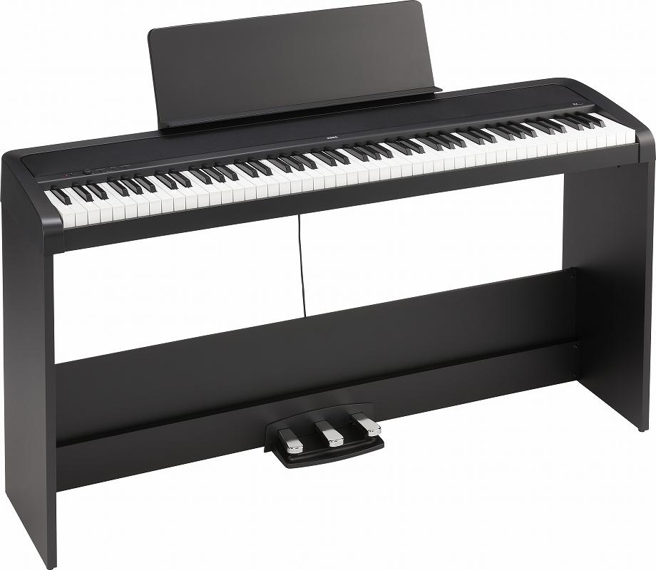 KORG コルグ / B2SP-BK (ブラック) デジタル・ピアノ【PNG】