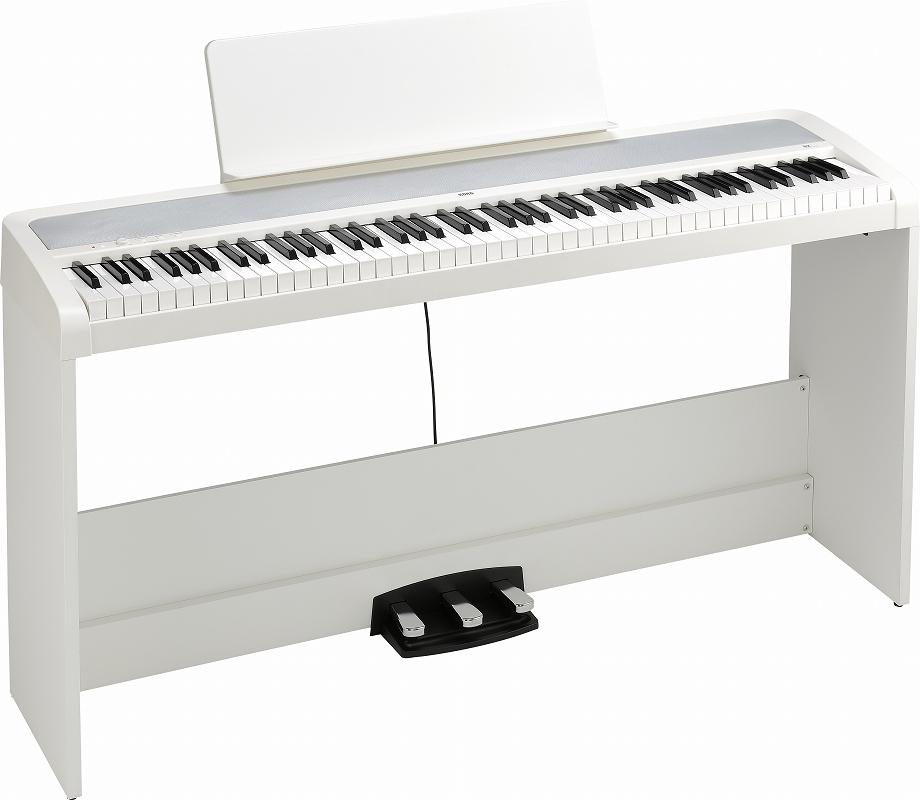 KORG コルグ / B2SP-WH (ホワイト) デジタル・ピアノ【PNG】