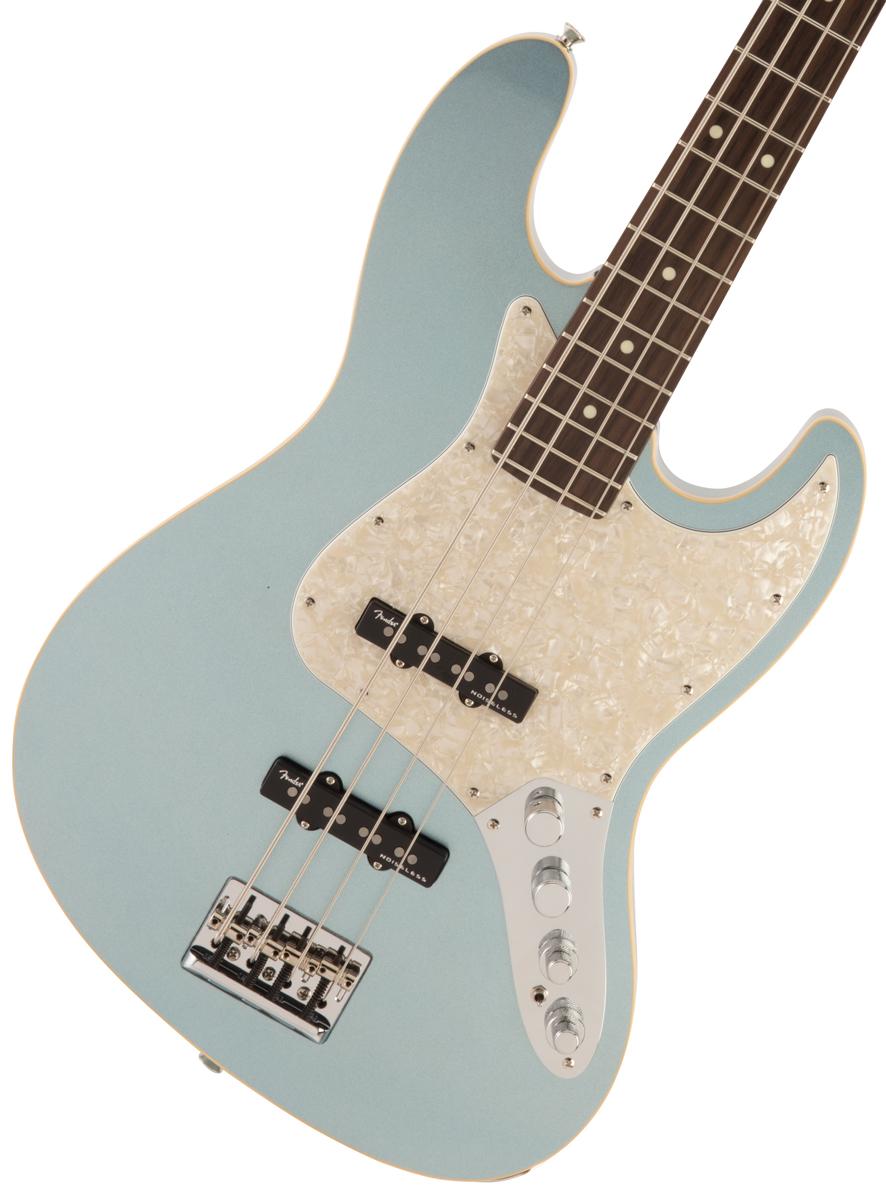 Fender / Made in Japan Modern Jazz Bass Rosewood Fingerboard Mystic Ice Blue フェンダー 【WEBSHOP】《Fender/AM2019CAMP》《純正チューナーとピック12枚プレゼント!/+811179700》