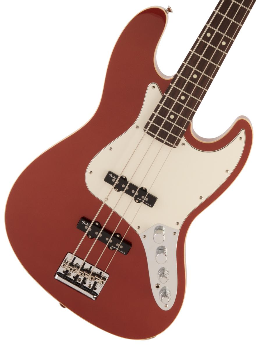 【タイムセール:29日12時まで】Fender / Made in Japan Modern Jazz Bass Rosewood Fingerboard Sunset Orange Metallic フェンダー 【WEBSHOP】《Fender/SS2020CAMP》