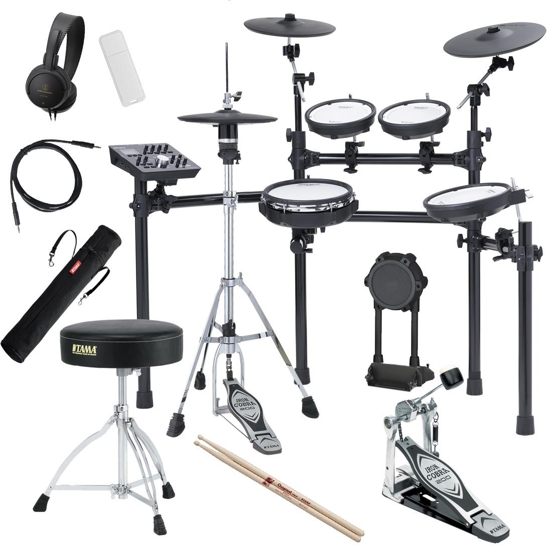 【Rolandキャッシュバック10000円対象】Roland Drum System TD-25K-S TAMAスターターパック 電子ドラムセット【YRK】