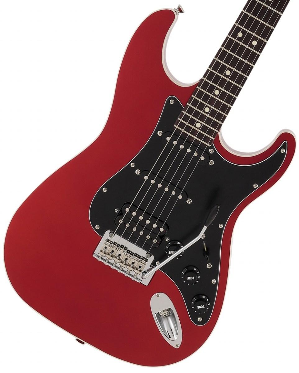 Fender / Made in Japan Aerodyne II Stratocaster HSS Rosewood Fingerboard Candy【新品特価】《フェンダーアンププレゼント!/+591355880》
