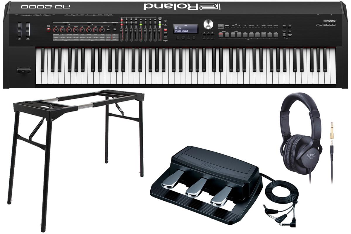 Roland ローランド / RD-2000【オプションセット!】ステージピアノ【YRK】