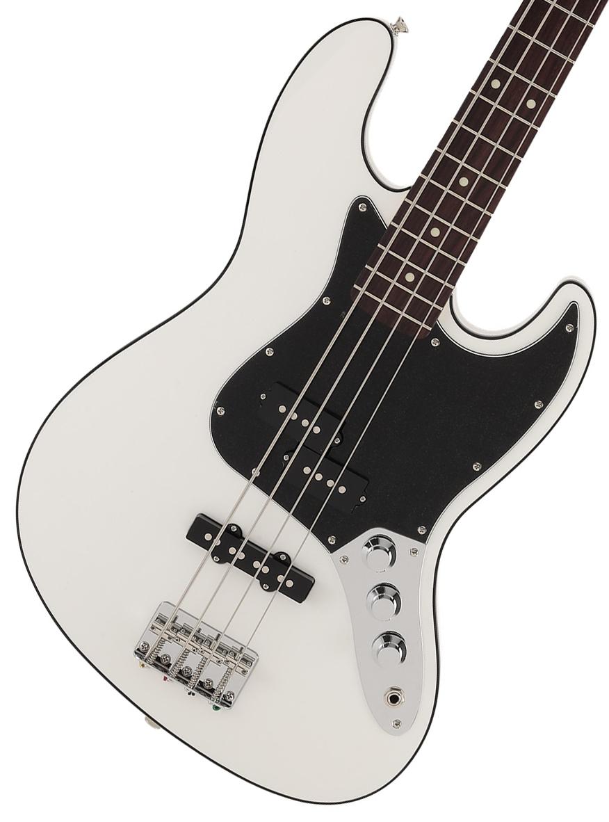 Fender / Made in Japan Aerodyne II Jazz Bass Rosewood Fingerboard Arctic White フェンダー