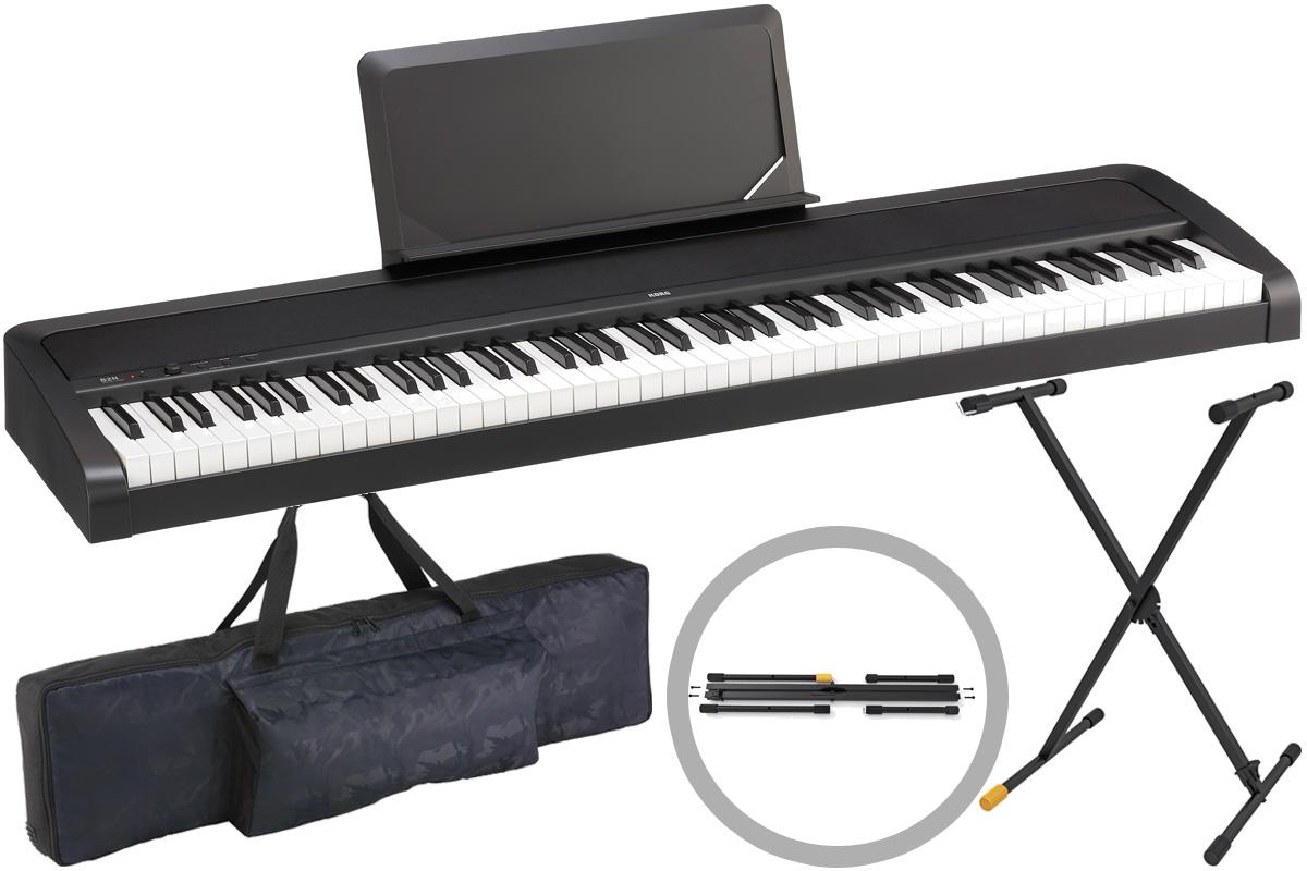 KORG コルグ / B2N【専用ケース&スタンドセット!】デジタル・ピアノ【PNG】