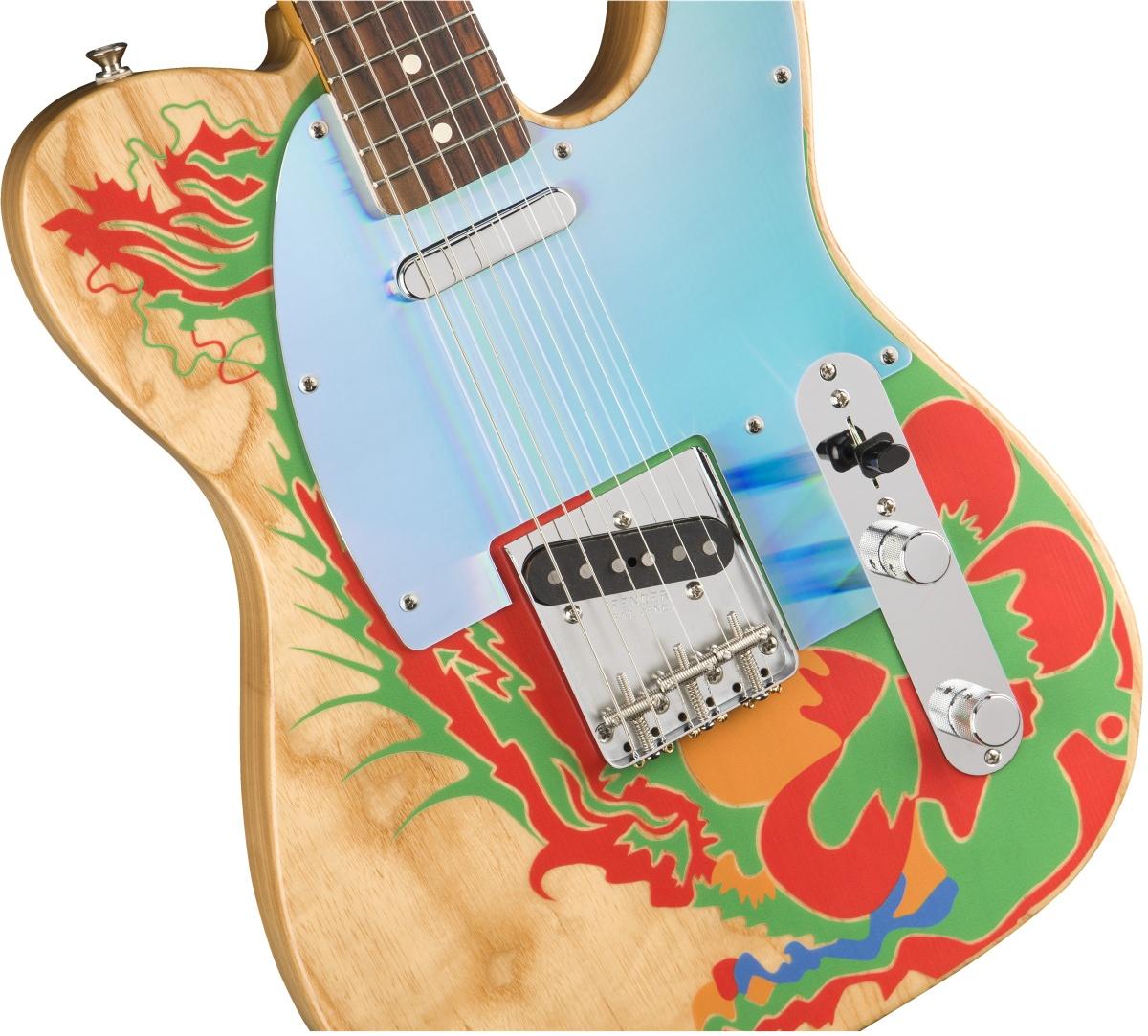 未使用 ドラゴンテレキャスター を再現 ジミーペイジモデル登場 タイムセール:2日12時まで Fender Jimmy Page +0885978806249》 Rosewood 《純正ギグケースプレゼント 流行のアイテム Natural 新品特価 Fingerboard Telecaster