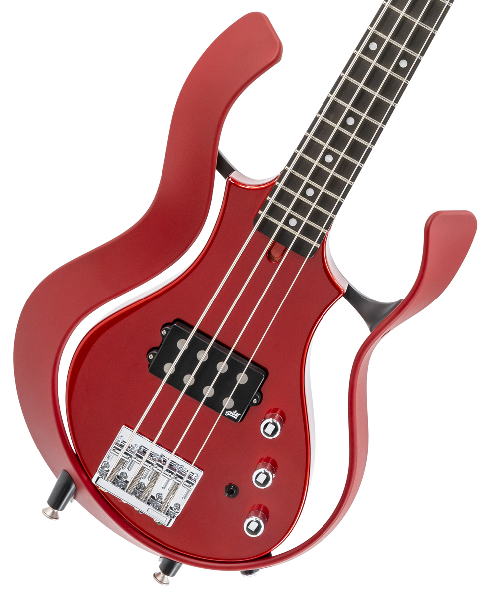 VOX / VSBA-A1H-RDMR (Flame: Red Body: Metal Red) ボックス ショートスケール