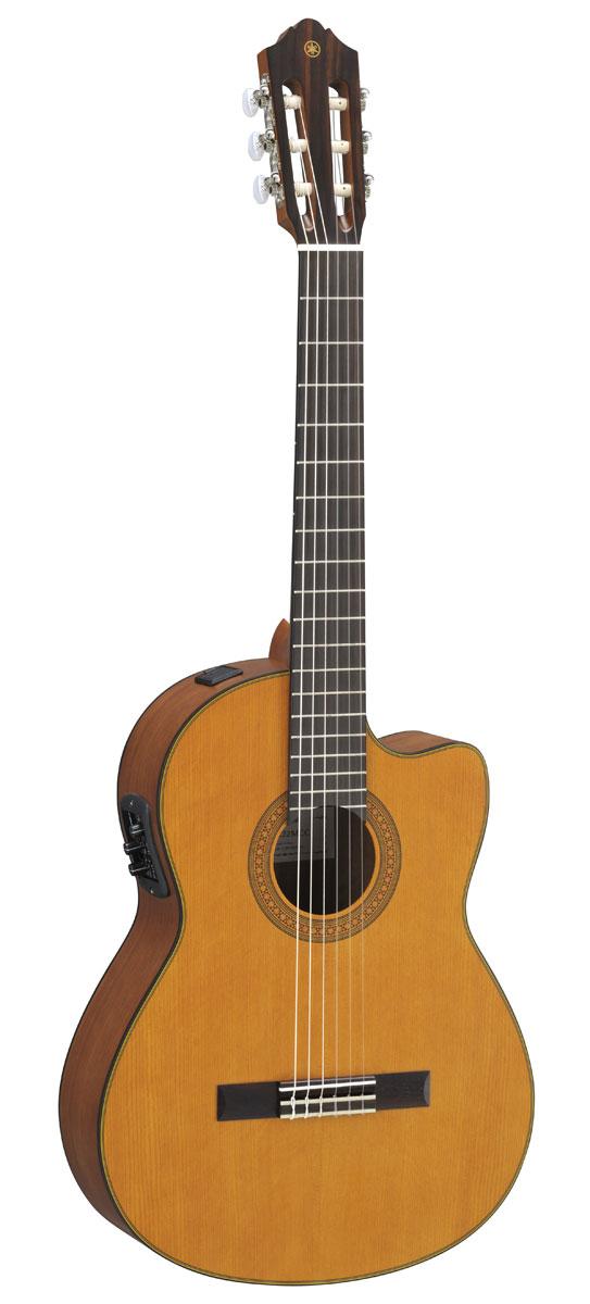 【1月6日12時まで福袋セール】【在庫有り】 YAMAHA / CGX122MCCヤマハ エレガット ガットギター クラシックギター ナイロンストリングス CGX-122MCC 《/+811175900》【YRK】
