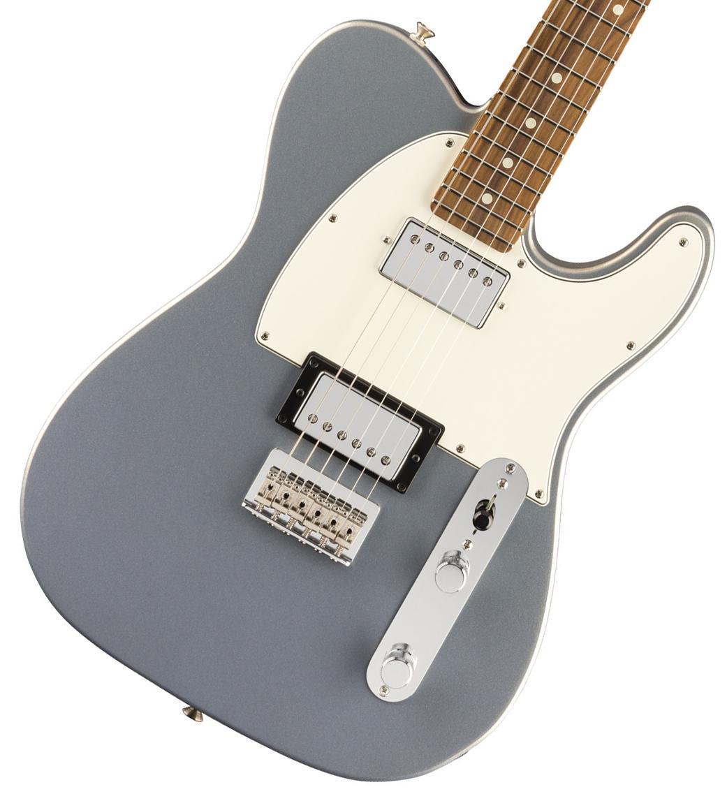 【タイムセール:29日12時まで】Fender / Player Telecaster HH Pau Ferro Fingerboard Silver フェンダー