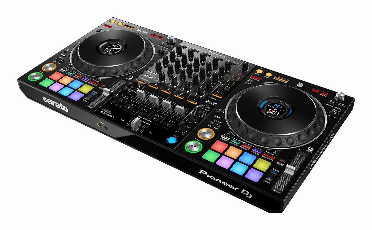 Pioneer DJ パイオニア / DDJ-1000SRT パフォーマンスDJコントローラー【お取り寄せ商品】【PNG】