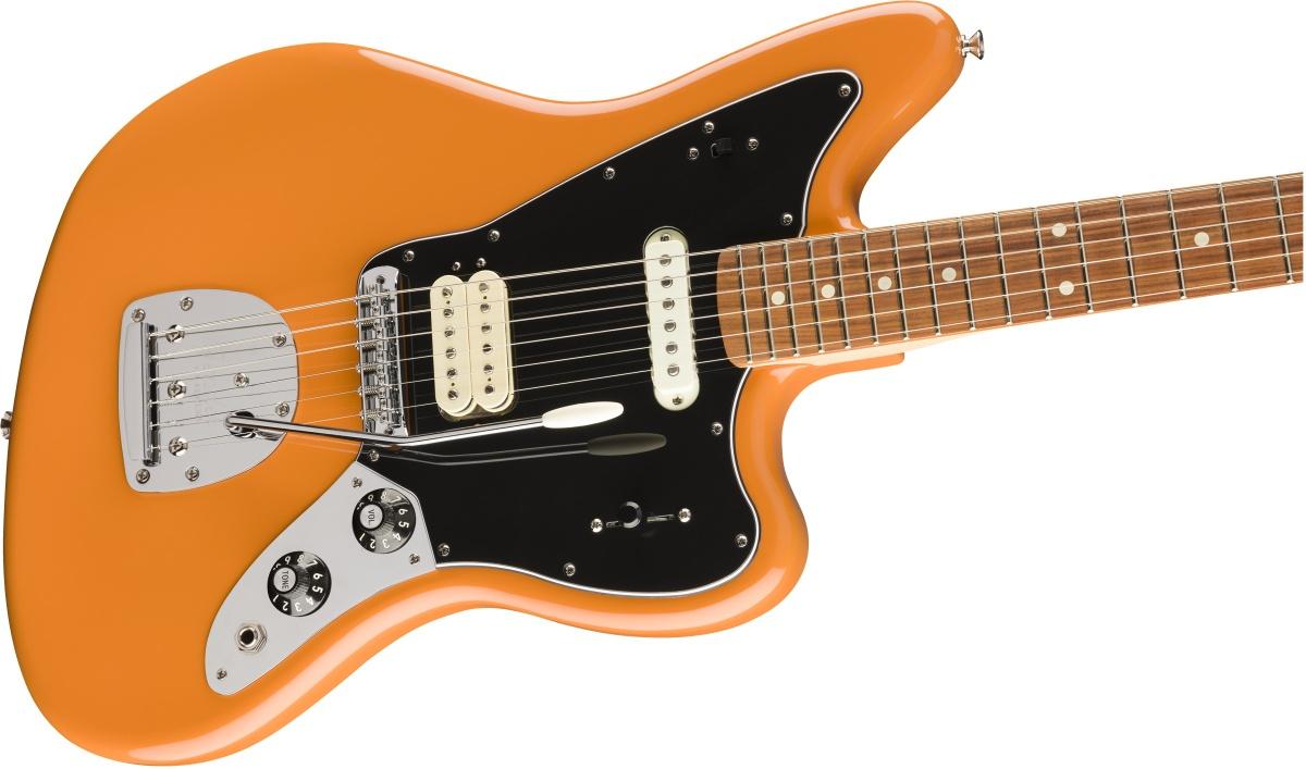 優れた品質 Fender / Player Series Jaguar Capri Orange Pau Ferro Fingerboard フェンダー, マツダマチ d26102e5