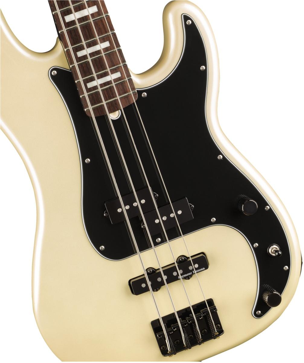 【タイムセール:29日12時まで】Fender / Duff McKagan Deluxe Precision Bass Rosewood Fingerboard White Pearl フェンダー【新品特価】