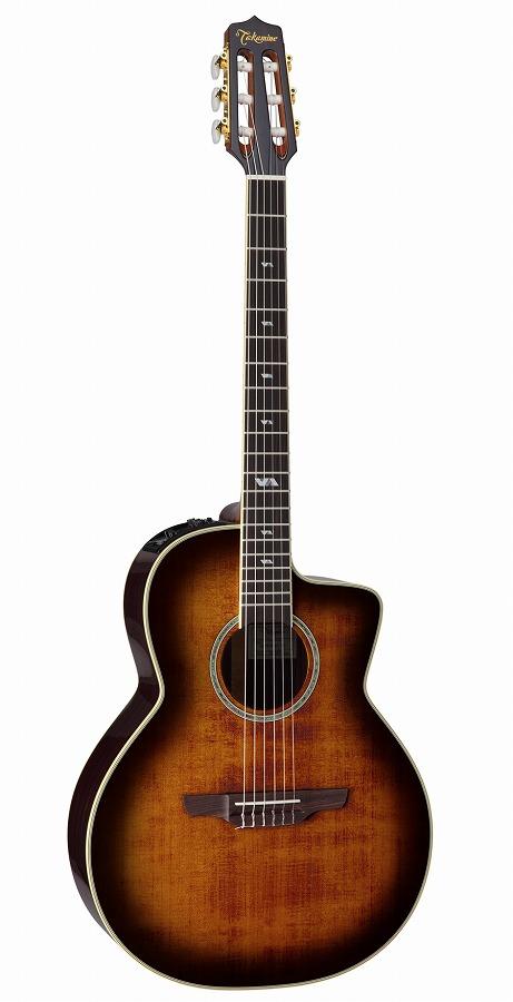 Takamine DMP670NC VTS エレガット タカミネ アコースティックギター ナイロン弦【お取り寄せ商品】