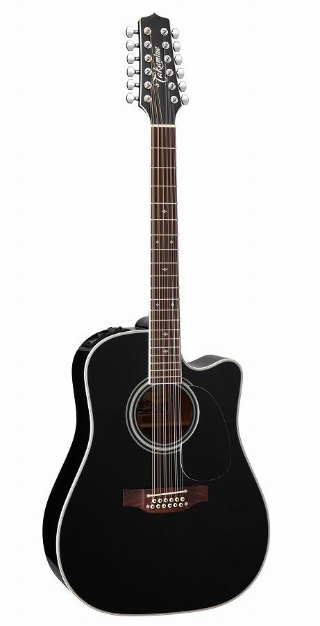 Takamine EF381SC BL エレアコ タカミネ アコースティックギター【お取り寄せ商品】