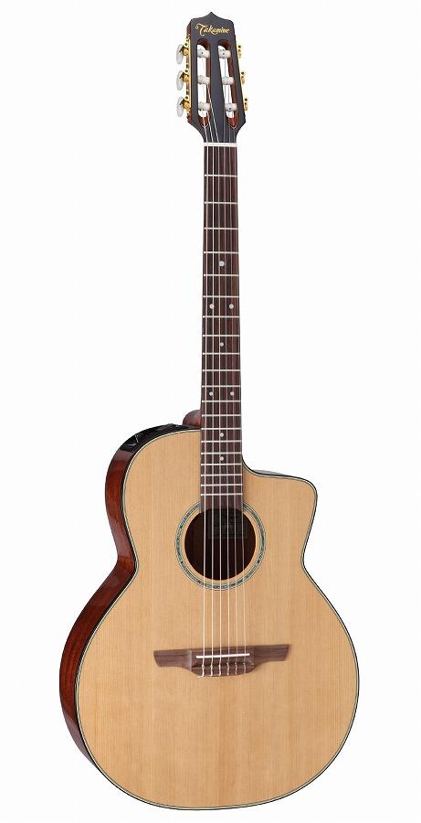 Takamine PTU620NC N エレガット タカミネ アコースティックギター ナイロン弦【お取り寄せ商品】