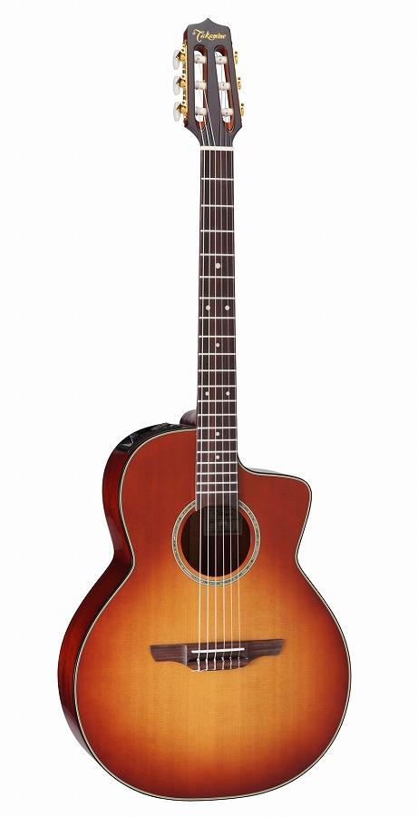 Takamine PTU620NC AS エレガット タカミネ アコースティックギター ナイロン弦【お取り寄せ商品】