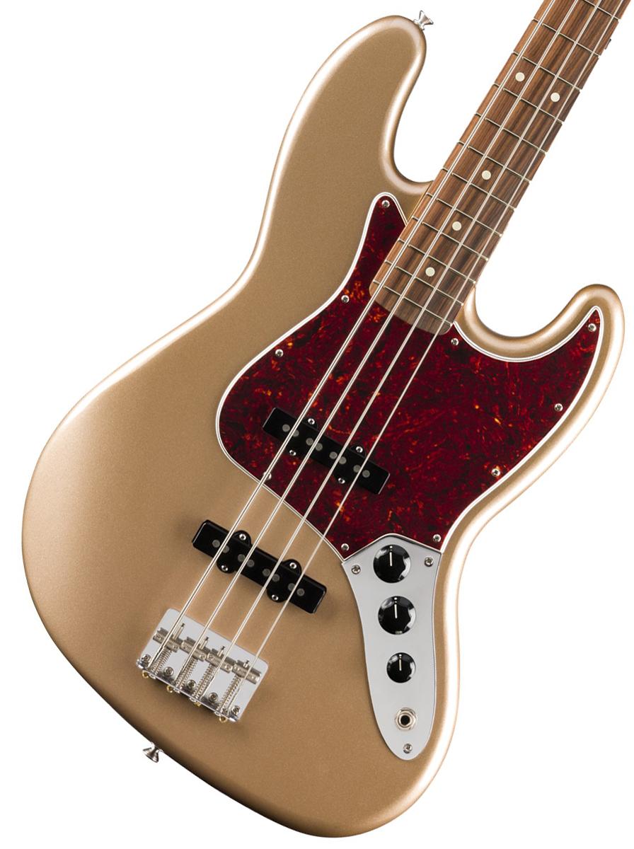 Fender / Vintera 60s Jazz Bass Pau Ferro Fingerboard Firemist Gold フェンダー【新品特価】