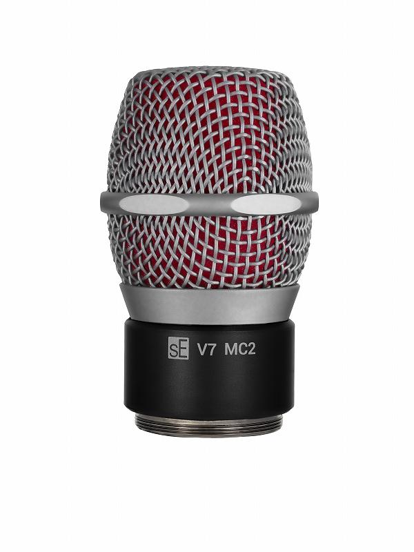 sE Electronics エスイーエレクトロニクス / V7 MC2 Sennheiser製ハンドヘルドトランスミッター用マイクカプセル【お取り寄せ商品】