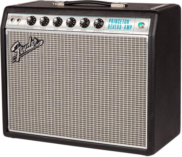 Fender / 68 Custom Princeton Reverb フェンダー ギターアンプ 【お取り寄せ商品】