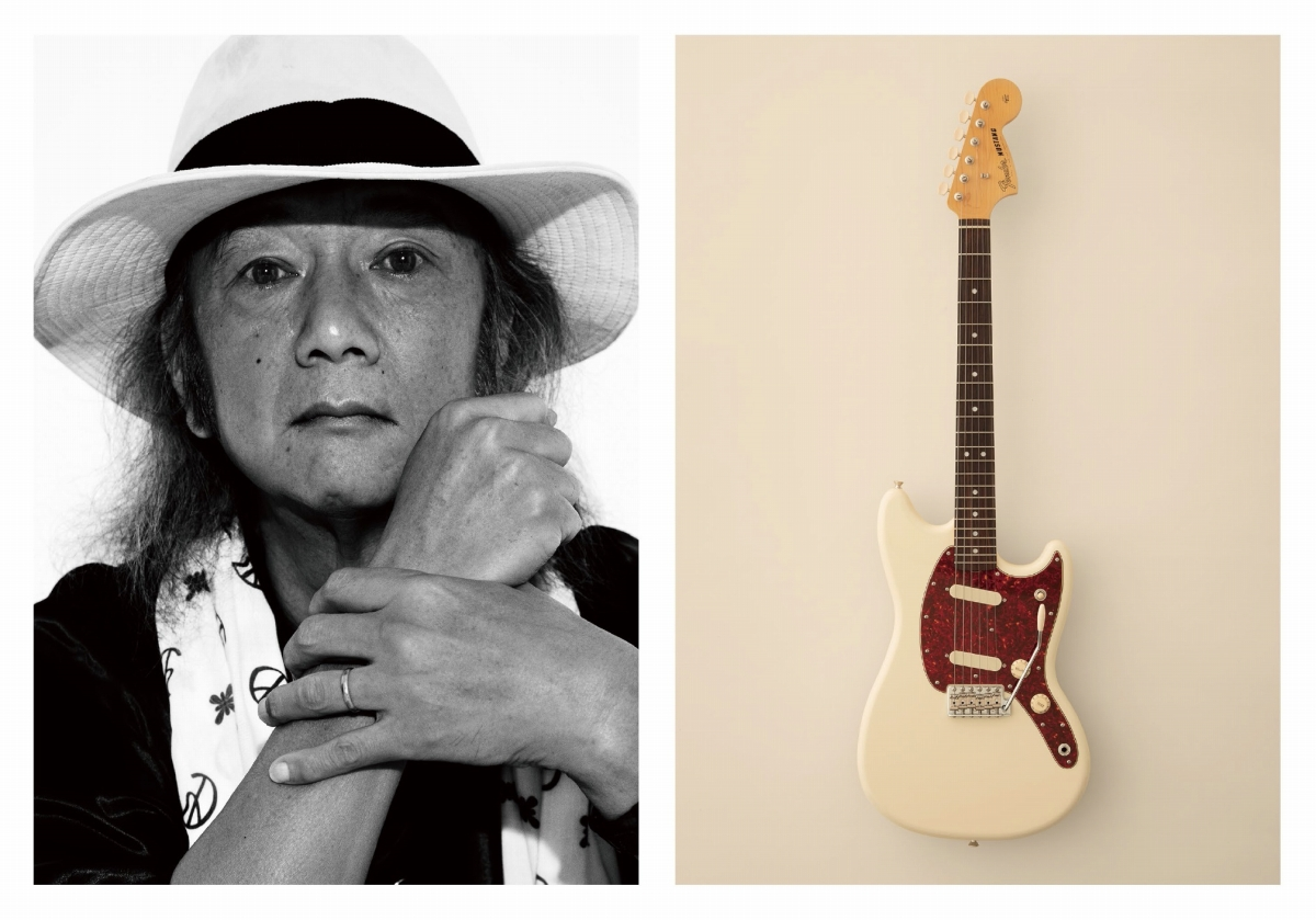 Fender / Made in Japan CHAR MUSTANG Rosewood Fingerboard Olympic White《純正チューナーとピック12枚プレゼント!/+811179700》【新品特価】